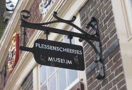 Flessenscheepmuseum