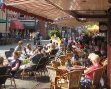 Terrassen Melkmarkt Kwinta
